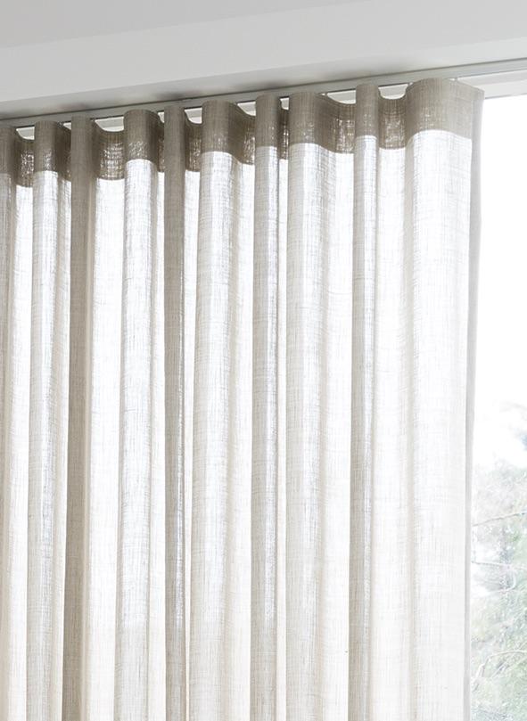 Overgordijnen - De eye-catcher in uw interieur - Gordijnen ...