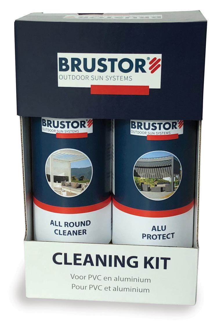 Cleaning kit Lamellendak Brustor